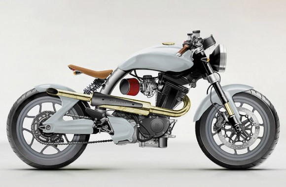 Mac Motorcycles's Coolest Motorcycle