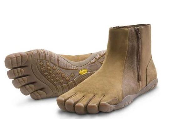 Kangaroo Leather Running Shoes