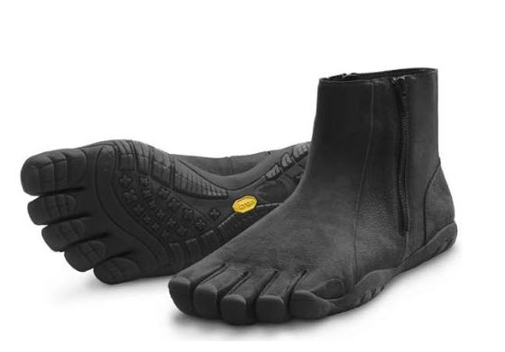 Vibram FiveFingers Bormio Barefoot Trail Running Boot_1