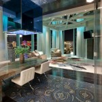 Colorful and Extravagant Penthouse design in Las Vegas_5