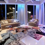 Colorful and Extravagant Penthouse design in Las Vegas_6