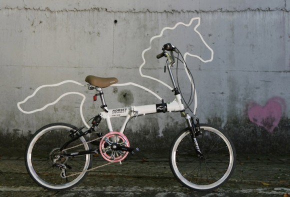 Horsey, Attachable Bicycle Accessory_1