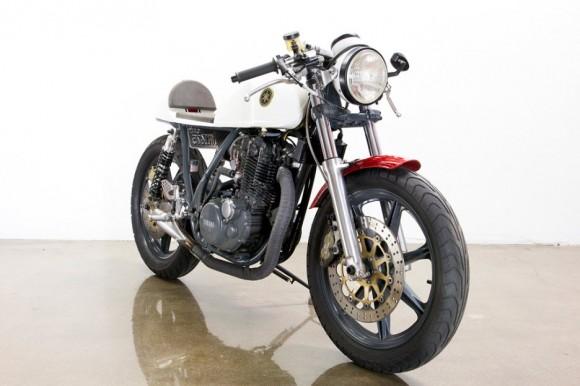 Lossa 1978 Yamaha SR 500 Motorcycle_1