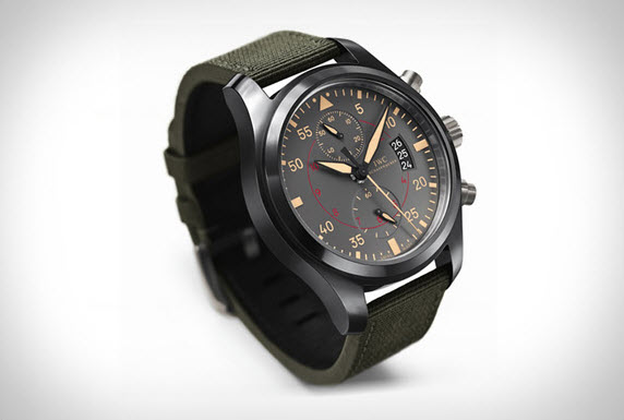 Pilot Chronograph Top Gun Miramar Watch_1