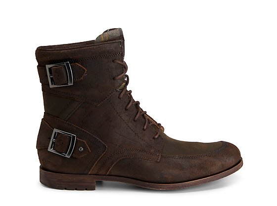 Rockport Barbour Day to Night Buckle Hi