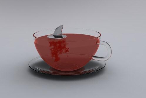 Sharky Tea Infuser_1