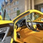 Unique Bright-Yellow Veyron Grand Sport_1