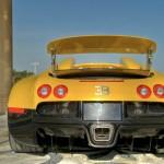 Unique Bright-Yellow Veyron Grand Sport_2