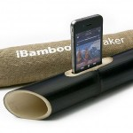 iBamboo iPhone Speaker Black Limited Edition_1