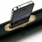 iBamboo iPhone Speaker Black Limited Edition_2