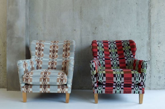 Eadie Armchair by Donna Wilson