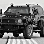 Knight XV Fully Armored SUV_2