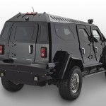 Knight XV Fully Armored SUV_3
