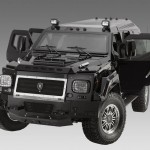 Knight XV Fully Armored SUV_4