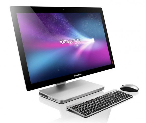 Lenovo IdeaCentre A720 Multi-touch All-in-one PC
