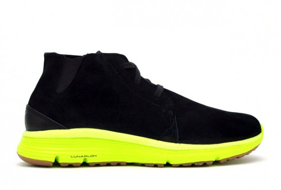 Nike Ralston Lunar Mid Black Volt