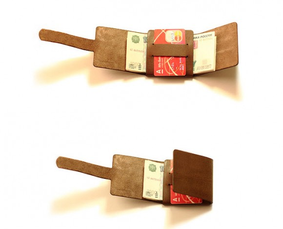 Simple Leather Wallet_2