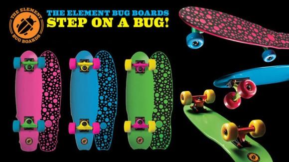 Element Bug Boards