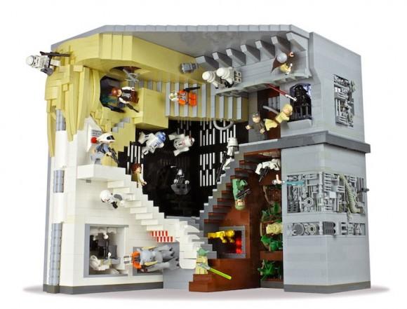 Lego Star Wars Relativity V2