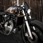 Metallic Brown Honda CX500 by Wrenchmonkees_2