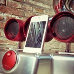 Ixoost Unique Audio System for iPhone_4