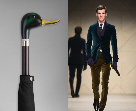 Burberry Handcrafted Umbrellas_1