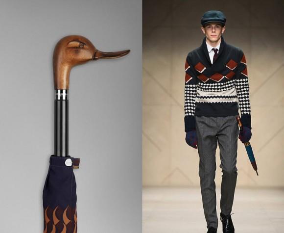 Burberry Handcrafted Umbrellas_4