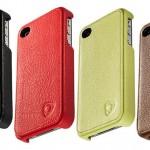 CalypsoCrystal CalypsoCase Cabrio Leather iPhone 4S Case