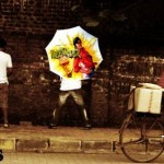 Colorful Hand Painted Umbrellas by Black Balloons_2