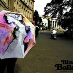 Colorful Hand Painted Umbrellas by Black Balloons_6